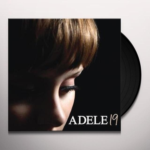 Adele 19 Vinyl Record - UK Import