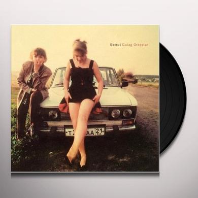 Beirut GULAG ORKESTAR Vinyl Record - UK Import