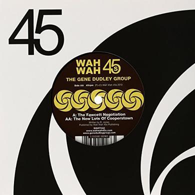 The Gene Dudley Group FAWCETT NEGOTIATION Vinyl Record - UK Release