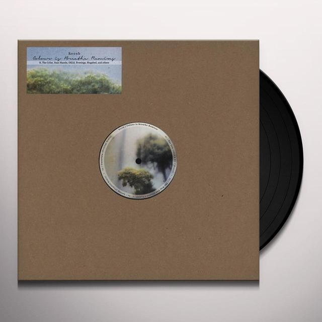 Soosh COLOUR IS BREATHE REMIXES Vinyl Record