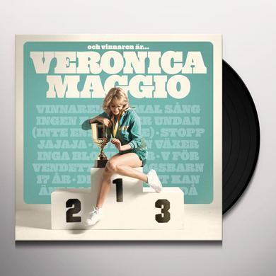 Veronica Maggio OCH VINNAREN AR Vinyl Record