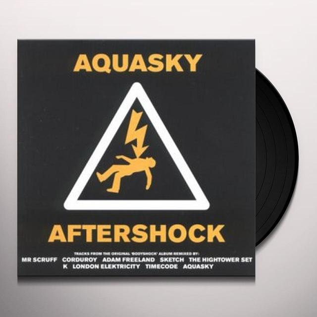 Aquasky AFTERSHOCK Vinyl Record