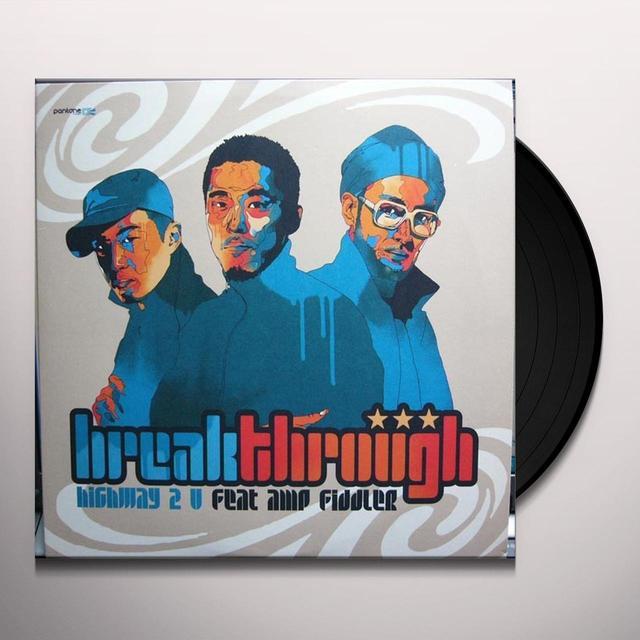 Breakthrough HIGHWAY 2 U Vinyl Record - UK Import, 10 Inch Single