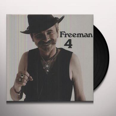 Freeman 4 Vinyl Record - Holland Import