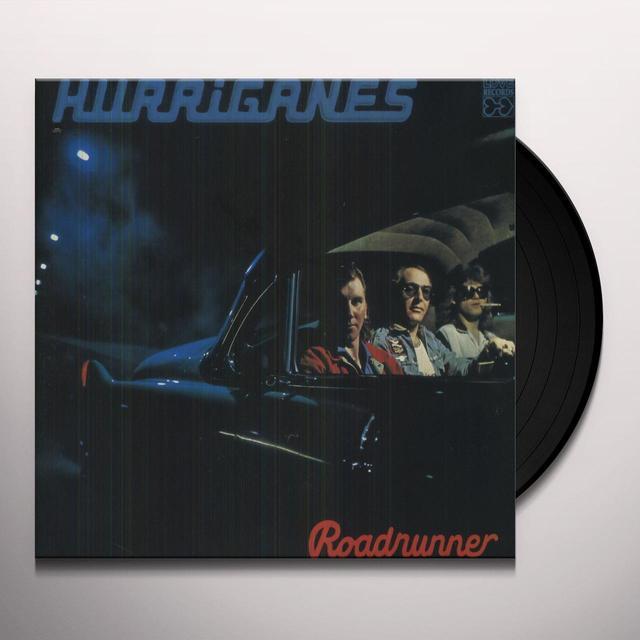Hurriganes ROADRUNNER Vinyl Record - Holland Import