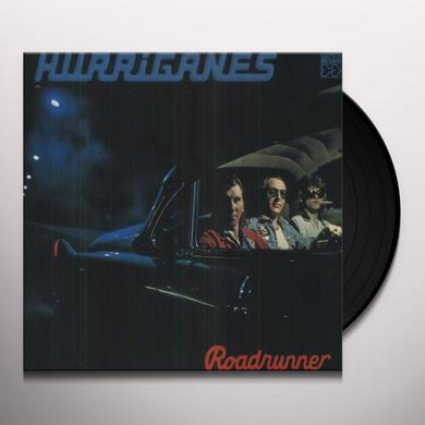 Hurriganes ROADRUNNER Vinyl Record - Holland Import