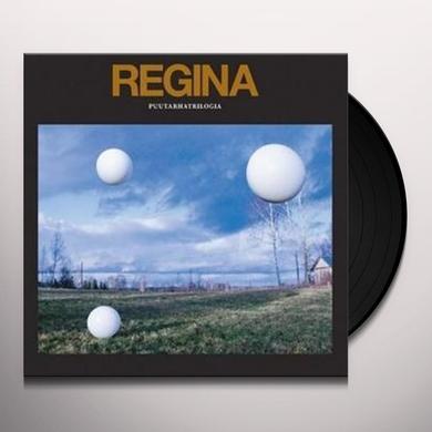 Regina PUUTARHATRILOGIA Vinyl Record - Holland Import