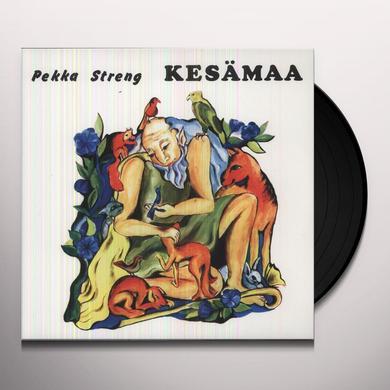 Streng Pekka KES?MAA Vinyl Record - Holland Import