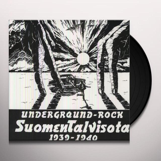 UNDERGROUND ROCK-SUOMEN TALVISOTA 1939-40 / VAR Vinyl Record