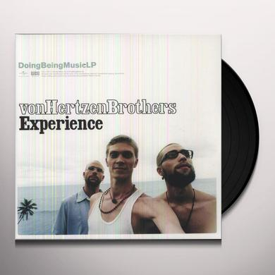 Von Hertzen Brothers EXPERIENCE Vinyl Record