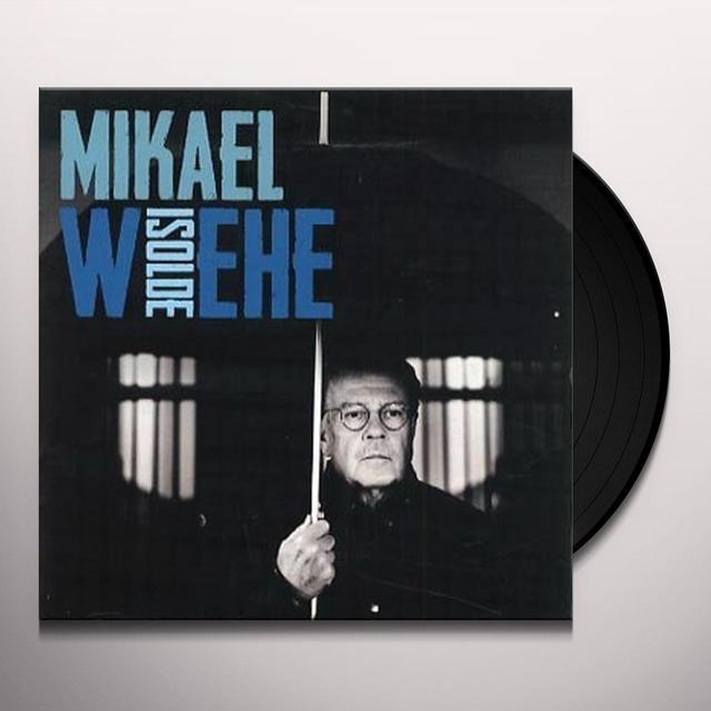 Mikael Wiehe ISOLDE Vinyl Record - Holland Import