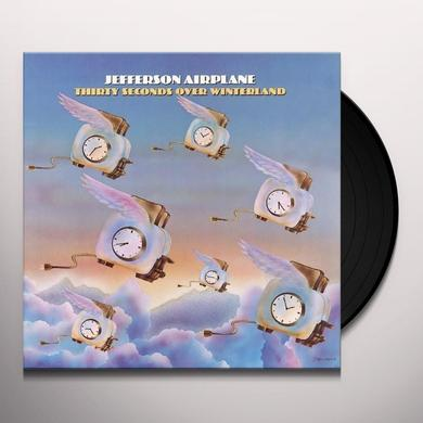 Jefferson Airplane 30 SECONDS OVER WINTERLAND Vinyl Record - UK Import