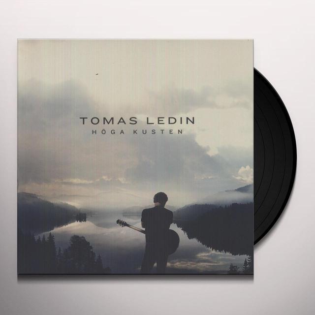 Tomas Ledin HOGA KUSTEN Vinyl Record - Holland Import