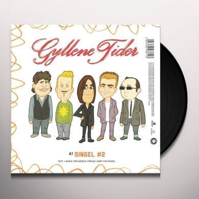 Gyllene Tider SINGEL 2 / DAGS ATT TANKA PA REFRANGEN Vinyl Record - Holland Import