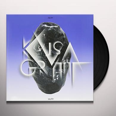 Kajsa Grytt JAG LER JAG DOR Vinyl Record