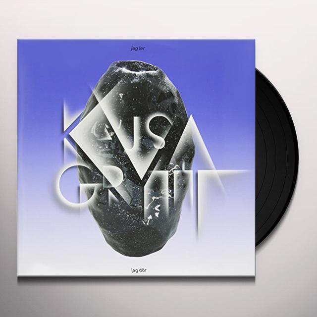 Kajsa Grytt JAG LER JAG DOR Vinyl Record - Holland Import