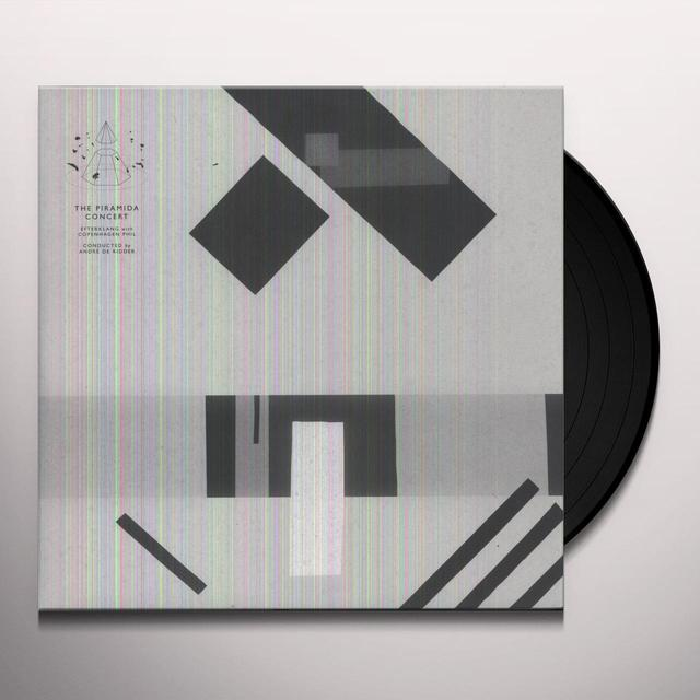 Efterklang PIRAMIDA CONCERT Vinyl Record - UK Import
