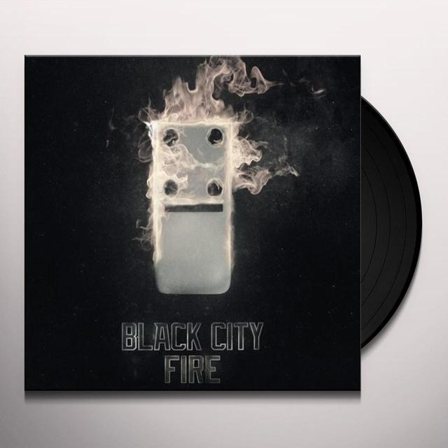 Black City FIRE Vinyl Record - Holland Import