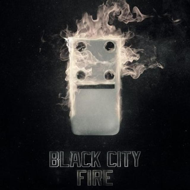 Black City FIRE Vinyl Record - Holland Release