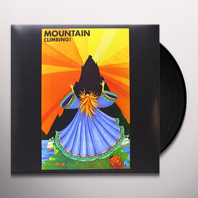 Mountain CLIMBING Vinyl Record - UK Release