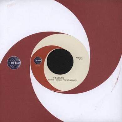 Lola's SOUL 70/COLOURS (UK) (Vinyl)