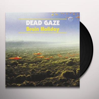 Dead Gaze BRAIN HOLIDAY Vinyl Record - UK Import