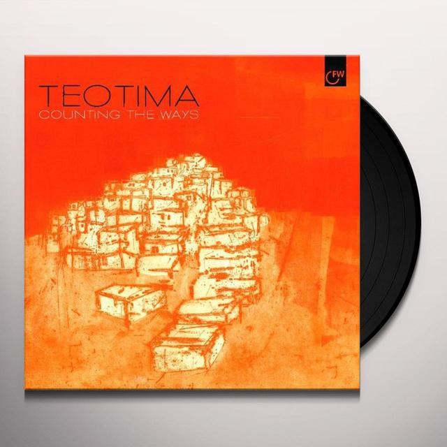 Teotima Ensemble COUNTING THE WAYS Vinyl Record - UK Import