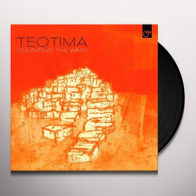 Teotima Ensemble COUNTING THE WAYS Vinyl Record