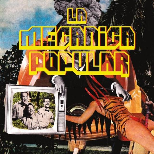 LA MECAINICA POPULAR Vinyl Record