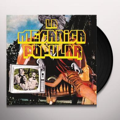 LA MECAINICA POPULAR Vinyl Record - UK Import