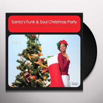 VOL. 2-SANTA'S FUNK & SOUL CHRISTMAS PARTY / VAR Vinyl Record