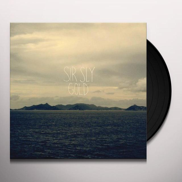 Sir Sly GOLD EP (UK) (Vinyl)