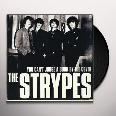 The Strypes YOU CAN'T JUDGE A BOOK Vinyl Record