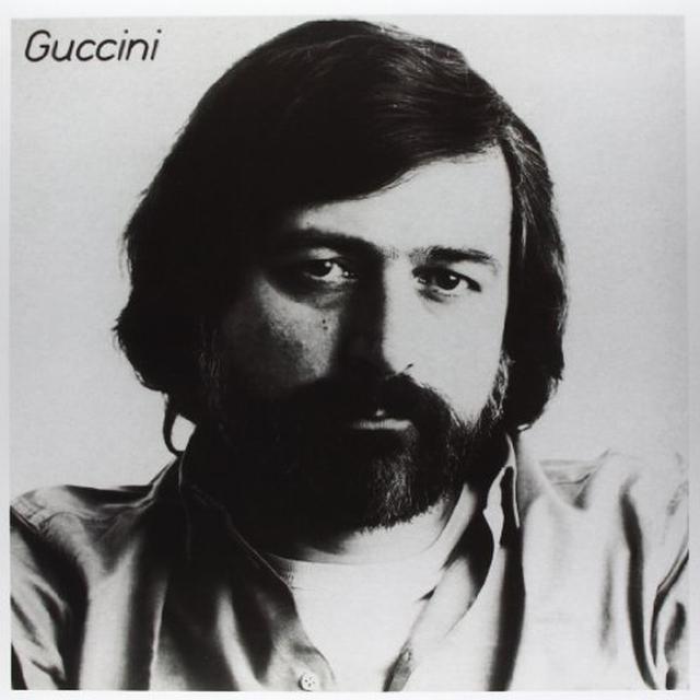 Francesco Guccini GUCCINI Vinyl Record - Italy Import