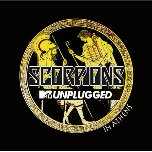 Scorpions MTV UNPLUGGED Vinyl Record