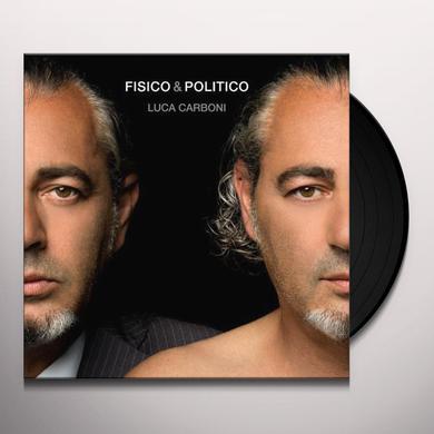 Luca Carboni FISICO & POLITICO Vinyl Record