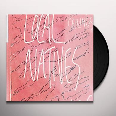 Local Natives CEILINGS Vinyl Record - UK Import