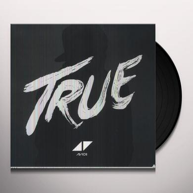 Avicii TRUE Vinyl Record - Holland Release
