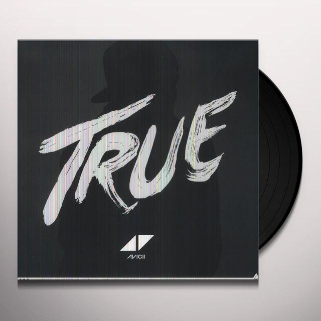 Avicii TRUE Vinyl Record - Holland Import