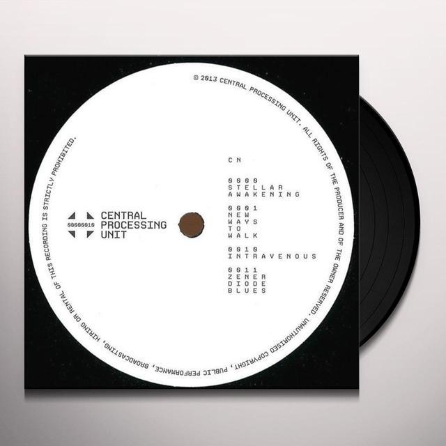 Cn VOYAGES Vinyl Record