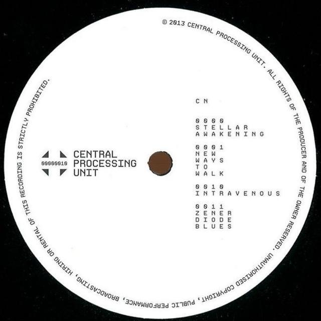 Cn VOYAGES Vinyl Record - UK Import