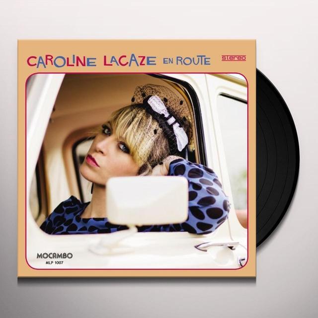 Caroline Lacaze EN ROUTE Vinyl Record