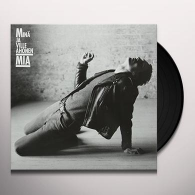 Mina Ja Ville Ahonen MIA Vinyl Record