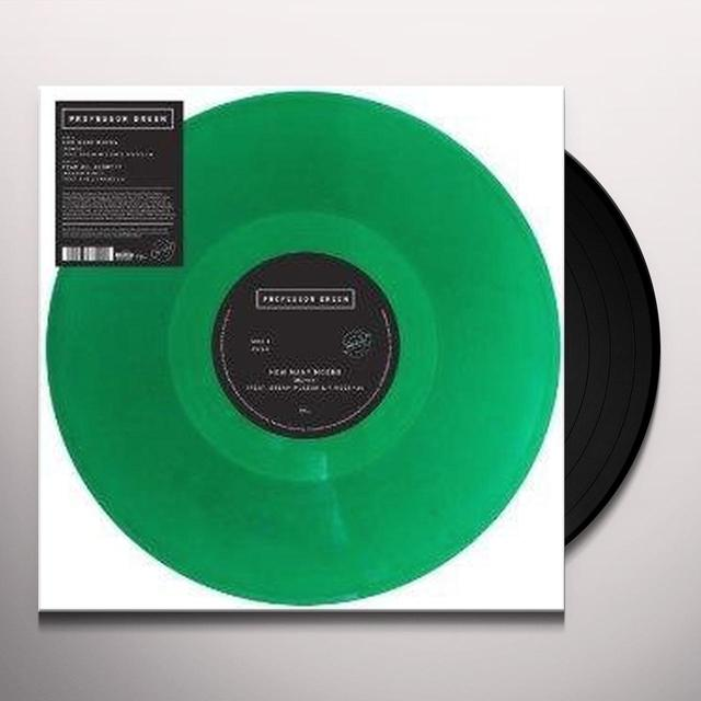 Professor Green HOW MANY MOONS Vinyl Record - Portugal Import