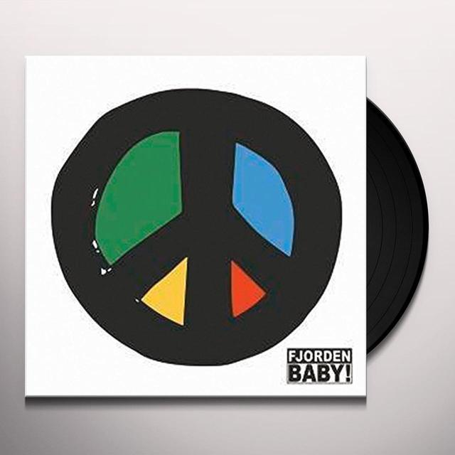Fjorden Baby! FJORDKLODEN Vinyl Record - Holland Import