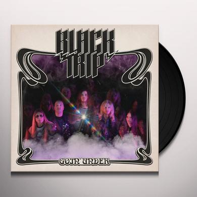 Black Trip GOIN UNDER Vinyl Record