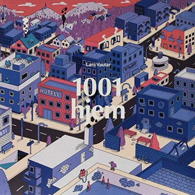Lars Vaular 1001 HJEM Vinyl Record - Holland Import