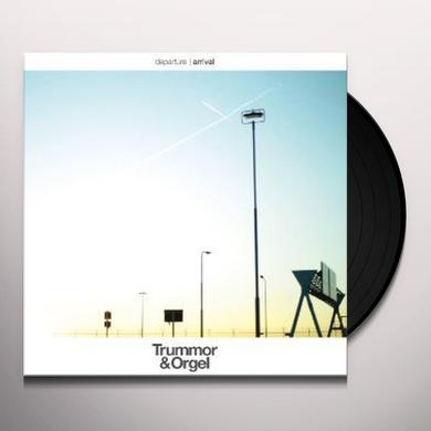 Trummor & Orgel DEPARTURE/ARRIVAL Vinyl Record - Holland Import