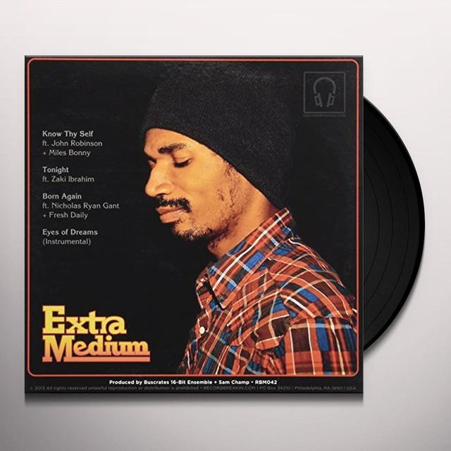 EXTRA MEDIUM (EP) Vinyl Record - UK Release
