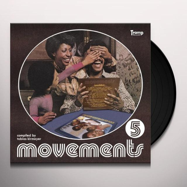 Movements 5 / Various (Uk) MOVEMENTS 5 / VARIOUS Vinyl Record